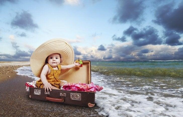 Путешествие с грудничком