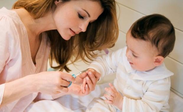 Что делать если у ребенка слоятся ногти