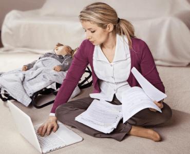 Как совместить работу и грудное вскармливание