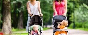 Прогулки с ребенком