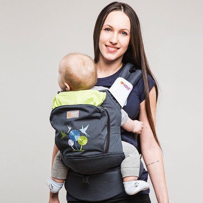 Эргономический рюкзак