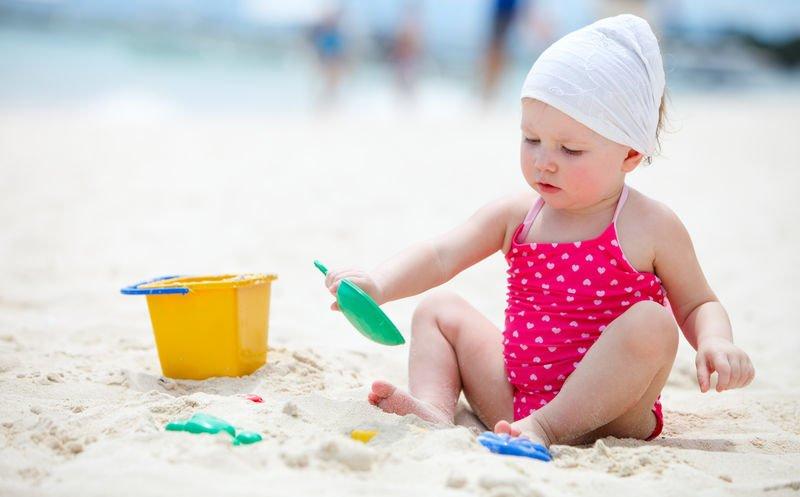 Солнцезащитные средства для грудничка