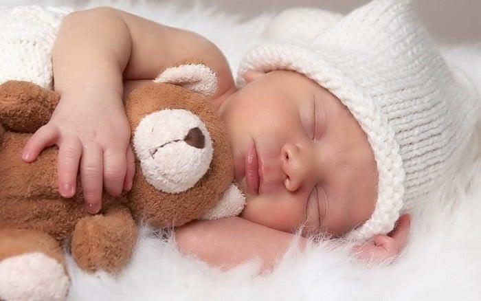 Сон ребенка норма