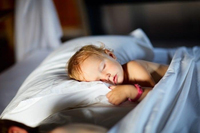 Налаживание сна ребенка