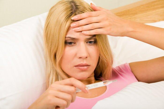 Пневмония при грудном вскармливании