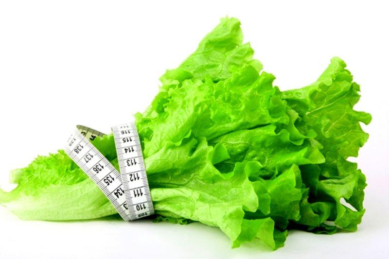 Листья салата при грудном вскармливании