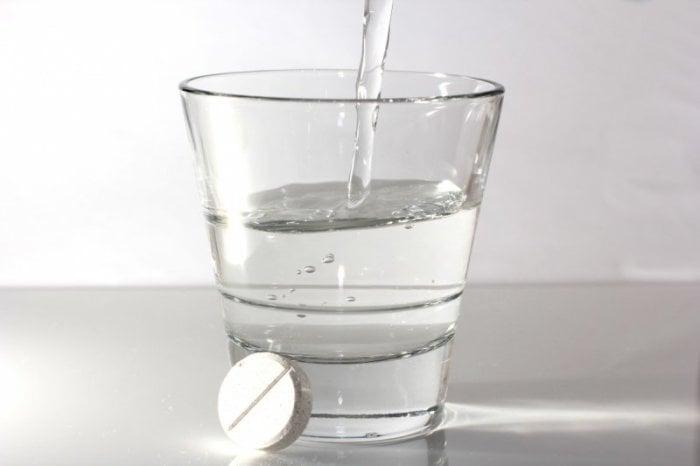 прием аспирина
