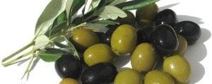плоды оливы