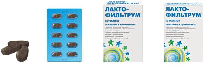 вид таблеток