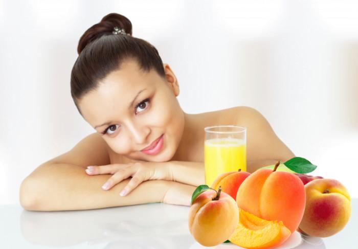 полезные свойства абрикоса для кормящих мам