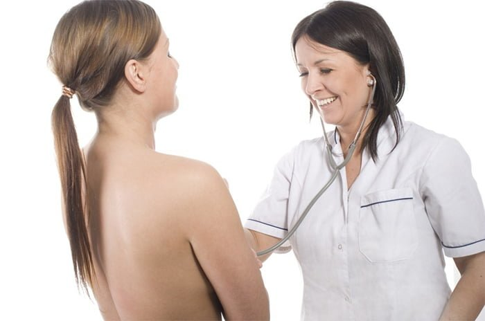 на консультации у маммолога
