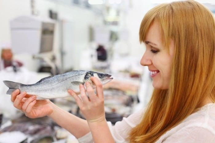 рыба при грудном вскармливании