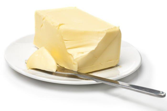 сливочное масло в меню кормящей мамы