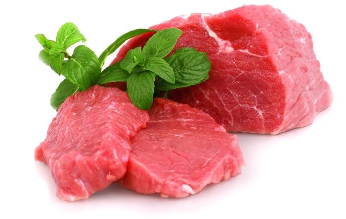 мясо при грудном вскармливании