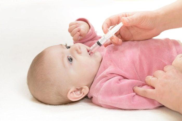вакцинация малыша от ротавирусной инфекции