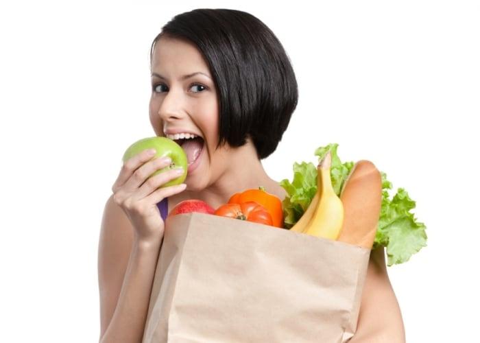 правильное питание кормящей матери в пост