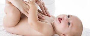 газы у новорожденного