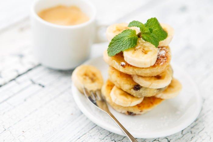 сырники с бананами при грудном вскармливании