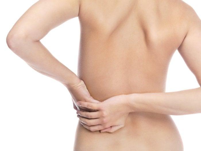 боль в спине при грудном вскармливании