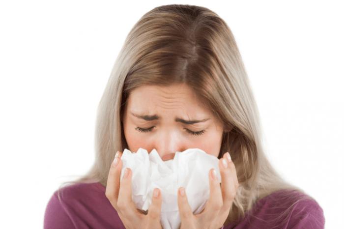 симптомы простуды у кормящей мамы