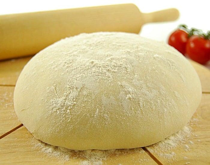 приготовление теста на кефире для пиццы