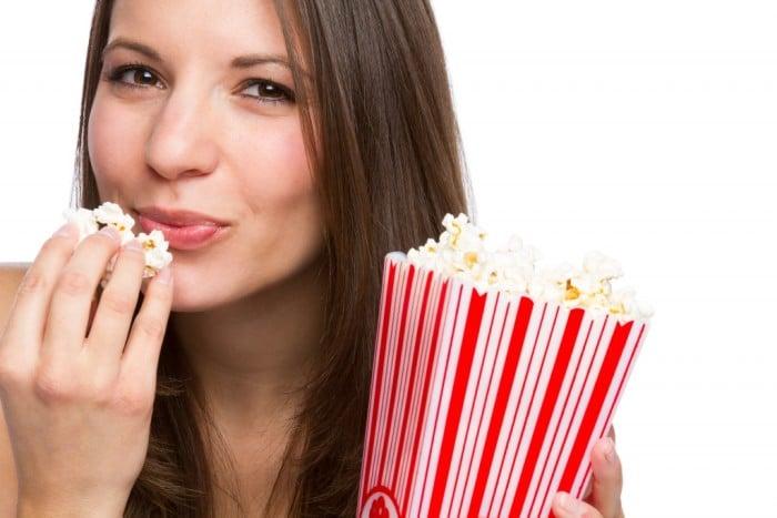 польза попкорна при грудном вскармливании