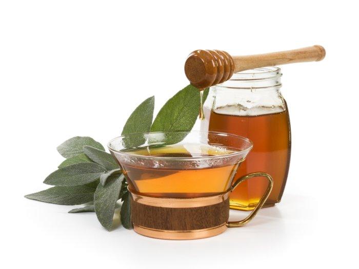 чай с медом при лактации