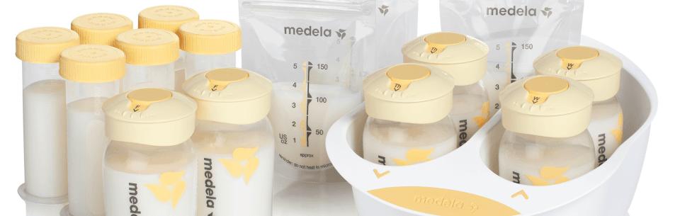 заготовки грудного молока