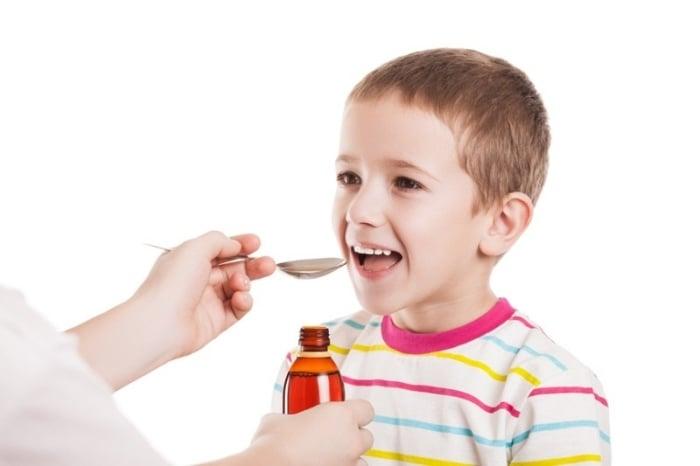 ацц в виде сиропа для детей