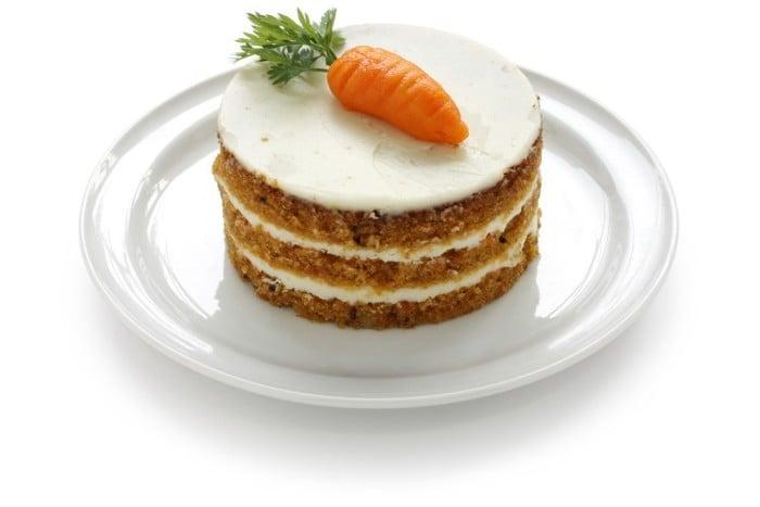 морковный торт для кормящей мамы