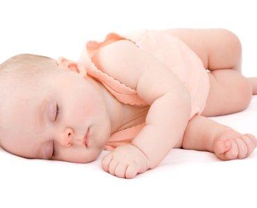 малыш спит днем