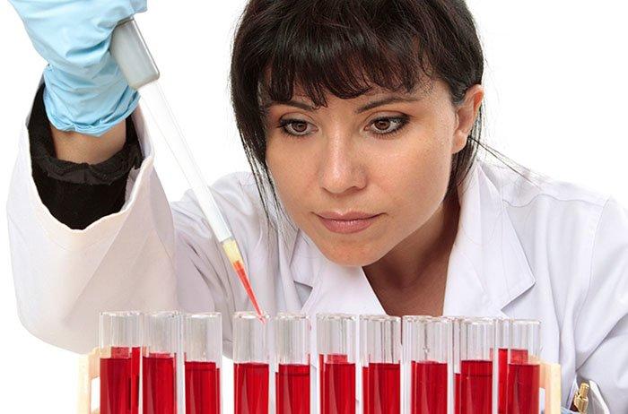 диагностика уровня гемоглобина