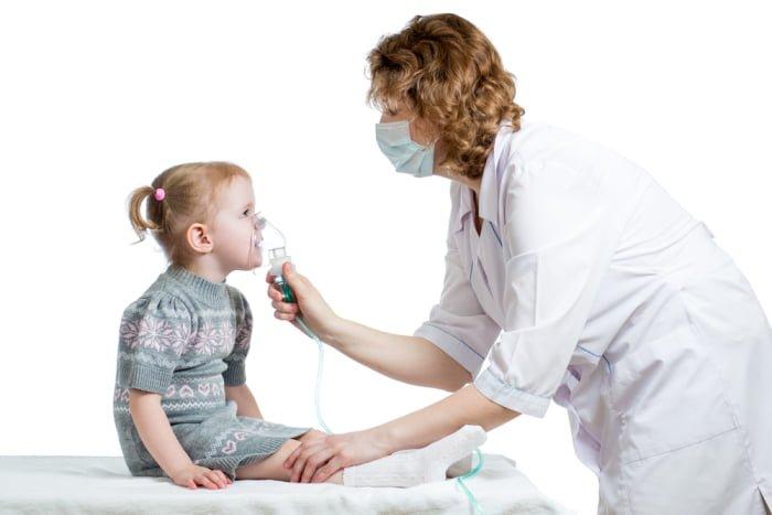 ионизированная аэрация для лечения насморка у детей