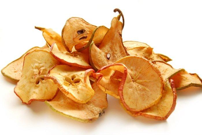 сушёные яблоки для приготовления компота грудничку