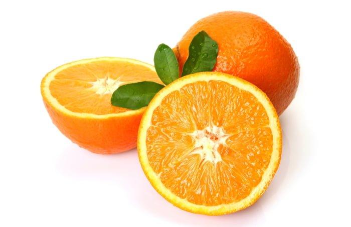 правильный выбор апельсинов