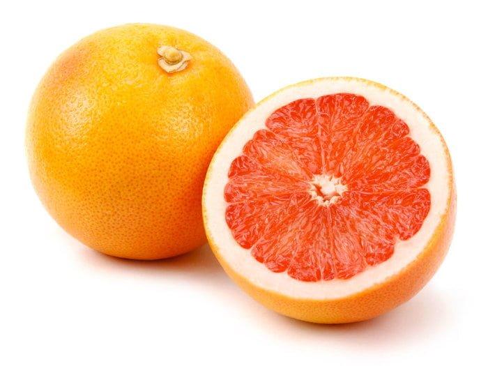 правильный выбор грейпфрута