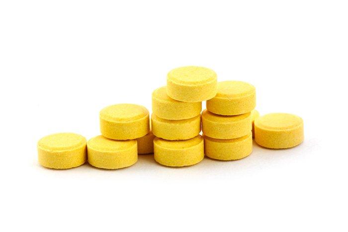 фурацилин в таблетках