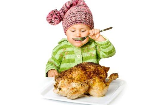 мясной прикорм для малыша
