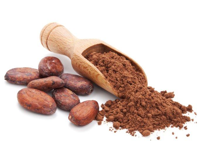польза какао для детского организма