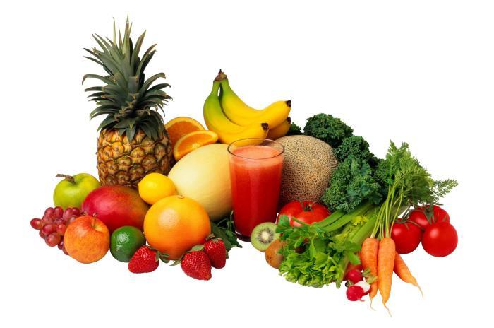 аскорбиновая кислота во фруктах и овощах