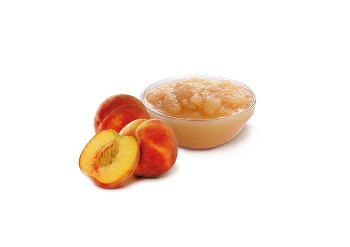 персиковое пюре для грудничка