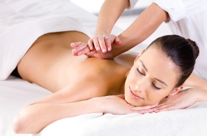 массаж при остеохандрозе