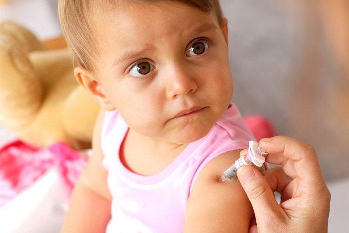 прививка в 1,5 года