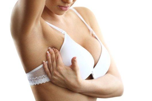 уплотнение в груди