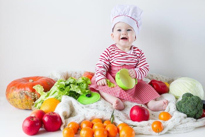 питание ребенка в 1 год