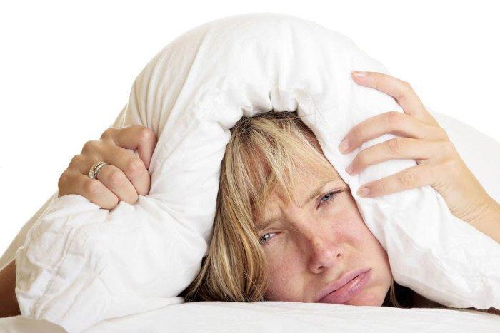 неправильное положение тела во время сна