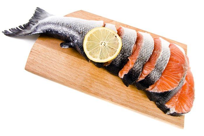 красная рыба при грудном вскармливании