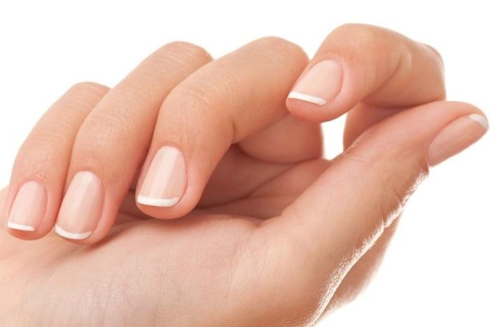 стриженные ногти