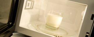 подогрев грудного молока в микроволновке