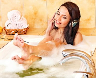 ванна при грудном вскармливании